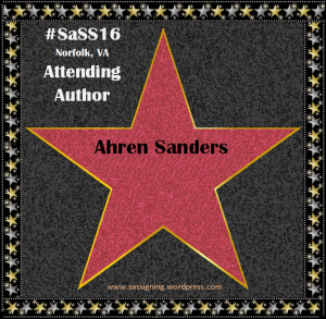 SaSS16 Attending Author - Ahren Sanders