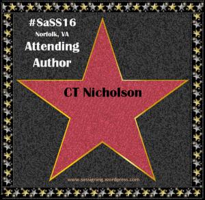 SaSS16 Attending Author - C T Nicholson