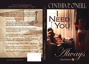 I Need You Always - Cynthia P Oneill
