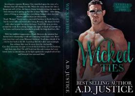 Wicked Ties - AD Justice